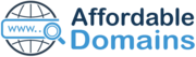Affordable Domains Logo
